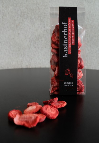 Kastnerhof, fragole liofilizzate
