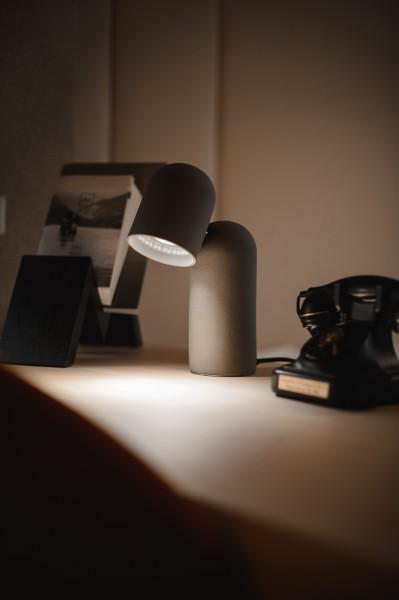 "Harry Thaler Table Lamp ""FUMI"""
