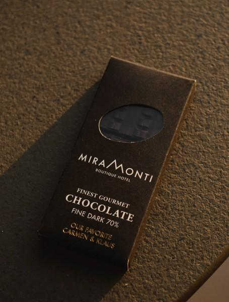 Oberhöller Schokoladentafel