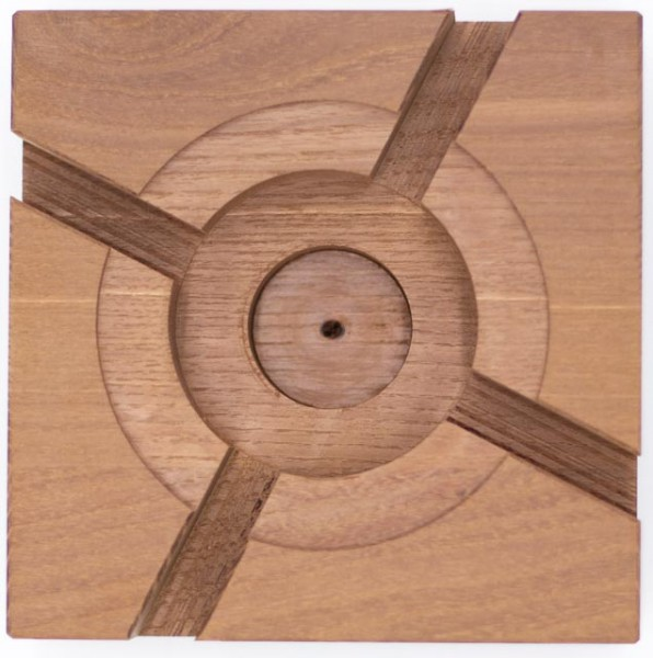 """Stövchen"" Wooden Frame"