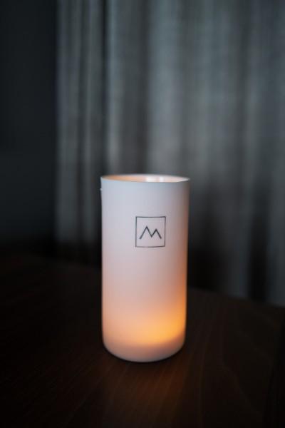 MM lantern